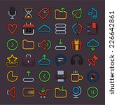 set icons vector   part 1