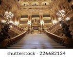 paris   july 6  opera garnier... | Shutterstock . vector #226682134