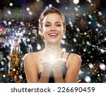 people  holidays  christmas and ... | Shutterstock . vector #226690459