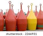 Colourfull Buoys
