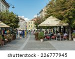 sibiu  romania   august 18 ... | Shutterstock . vector #226777945
