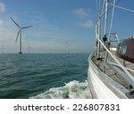 Sailing Through A Wind Park