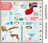 South Africa Infographics ...