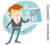illustration of   illustration ... | Shutterstock . vector #226863541