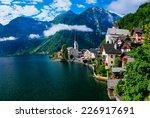 seaside villa. italy  | Shutterstock . vector #226917691