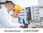 business  building  teamwork ... | Shutterstock . vector #226925389