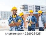 business  building  teamwork... | Shutterstock . vector #226925425
