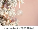decoration on christmas tree  ... | Shutterstock . vector #226940965