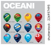 oceani countries   part three