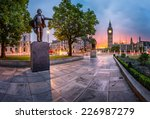 panorama of parliament square... | Shutterstock . vector #226987279