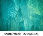 textured abstract paint  | Shutterstock . vector #227038321