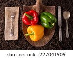 Bell Peppers Organic Farm To...