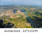 Aerial View Of Southern Ontari...