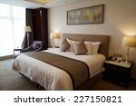 Stock photo hotel room interior 227150821