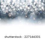 snow light background | Shutterstock . vector #227166331
