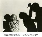 witness to murder | Shutterstock . vector #227271019