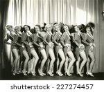 curtain call | Shutterstock . vector #227274457