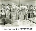 rolling in dough | Shutterstock . vector #227276587
