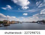 Thames In London