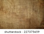 grunge canvas with soft... | Shutterstock . vector #227375659