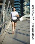 running man | Shutterstock . vector #227409535