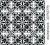 ornamental pattern | Shutterstock .eps vector #22742770