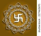 Spiritual Hindu Symbol  ...