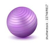 fitball | Shutterstock .eps vector #227469817