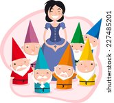 snow white and the seven dwarfs ...