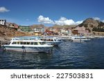 titicaca lake  bolivia  ... | Shutterstock . vector #227503831