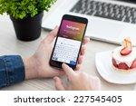 alushta  russia   october 28 ... | Shutterstock . vector #227545405