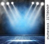 background in show. vector... | Shutterstock .eps vector #227580469