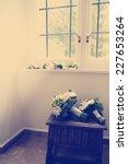 wedding flowers  | Shutterstock . vector #227653264