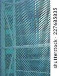 close up of a modern skyscraper ... | Shutterstock . vector #227685835