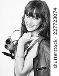 beauty woman | Shutterstock . vector #227723074