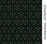 geometric pattern | Shutterstock . vector #227829121