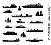 Ships And Boats Steamboat Yacht ...