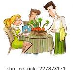 eco food | Shutterstock . vector #227878171