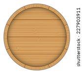 Wooden Barrels For Storing Wine ...