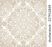 vector seamless pattern in... | Shutterstock .eps vector #227912839