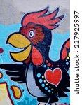 montreal canada oct 1  street... | Shutterstock . vector #227925997