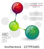 vector abstract illustration  ... | Shutterstock .eps vector #227992681