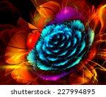 Fractal Fantasy Flower