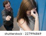 relationship problems | Shutterstock . vector #227996869