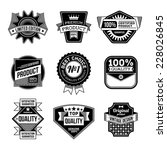high quality assorted designs... | Shutterstock .eps vector #228026845
