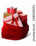 Bag With Christmas Presents...