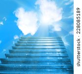 Stairway To Heaven. Stairs...