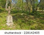 Old Cemetery  Wolosate ...