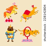 Circus Animals Collection Set ...