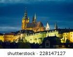Prague Castle   Skyline Of...